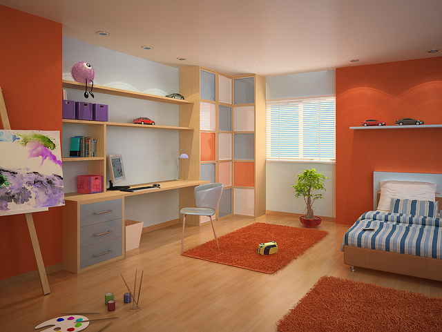 kinderzimmer gestalten feng shui f r den nachwuchs haus und m bel. Black Bedroom Furniture Sets. Home Design Ideas