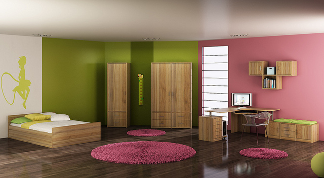 die kinderzimmer einrichtung so k nnen sie ein. Black Bedroom Furniture Sets. Home Design Ideas